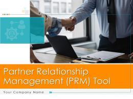 Partner Relationship Management PRM Tool Powerpoint Presentation Slides
