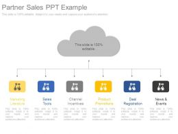 Partner Sales Ppt Example