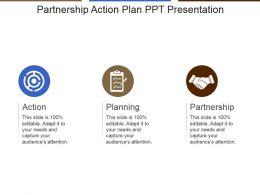 Partnership Action Plan Ppt Presentation