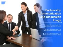 Partnership Communication And Discussion Image