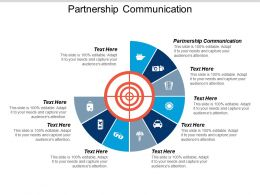 Partnership Communication Ppt Powerpoint Presentation Gallery Graphic Images Cpb