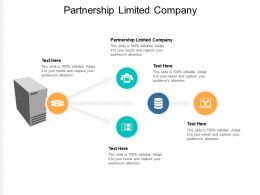Partnership Limited Company Ppt Powerpoint Presentation Professional Display Cpb