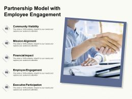 Partnership Model With Employee Engagement