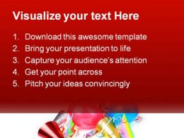 Party Celebration Festival PowerPoint Background And Template 1210  Presentation Themes and Graphics Slide02