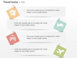 Passport Restroom Taxi Aeroplane Ppt Icons Graphics