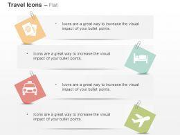 Passport Restroom Taxi Aeroplane Ppt Icons Graphics