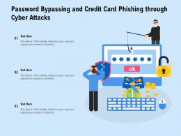 Password Bypassing And Credit Card Phishing Through Cyber Attacks