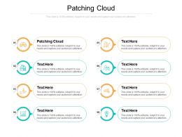 Patching Cloud Ppt Powerpoint Presentation Slides Mockup Cpb