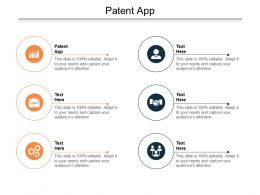 Patent App Ppt Powerpoint Presentation Show Themes Cpb