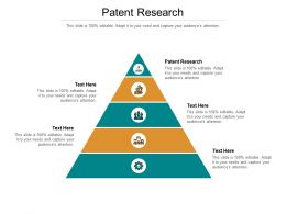 Patent Research Ppt Powerpoint Presentation Pictures Infographic Template Cpb