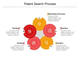 Patent Search Process Ppt Powerpoint Presentation Professional Designs Download Cpb