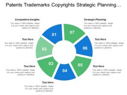 Patents Trademarks Copyrights Strategic Planning Competitive Insights Keyword Research