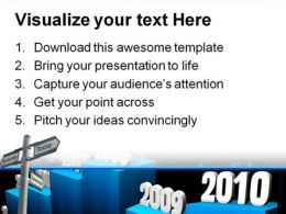 Path Future PowerPoint Template 0510  Presentation Themes and Graphics Slide03