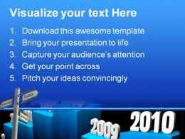 Path Future PowerPoint Template 0510  Presentation Themes and Graphics Slide02