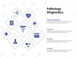 Pathology Diagnostics Ppt Powerpoint Presentation Professional Slideshow