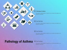Pathology Of Asthma Ppt Powerpoint Presentation Summary Images