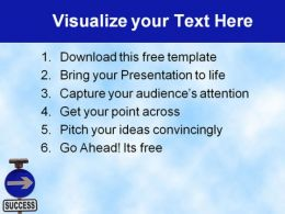Pathtosuccess 0409  Presentation Themes and Graphics Slide02