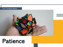 Patience Businessman Insightful Inspirational Symbol Individual