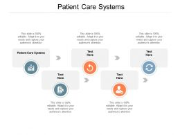 Patient Care Systems Ppt Powerpoint Presentation Background Cpb