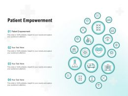 Patient Empowerment Ppt Powerpoint Presentation Inspiration Icons