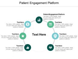 Patient Engagement Platform Ppt Powerpoint Presentation Styles Templates Cpb