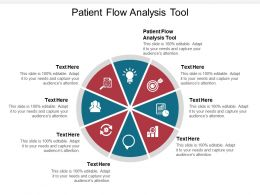 Patient Flow Analysis Tool Ppt Powerpoint Presentation Download Cpb