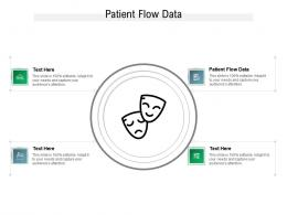 Patient Flow Data Ppt Powerpoint Presentation Model Display Cpb