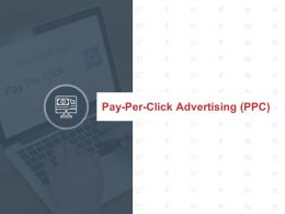 Pay Per Click Advertising PPC Business Ppt Powerpoint Presentation Graphic Tips