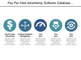 Pay Per Click Advertising Software Database Management Store Management Cpb