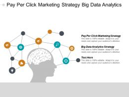 Pay Per Click Marketing Strategy Big Data Analytics Strategy Strategic Alignment Cpb