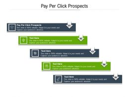 Pay Per Click Prospects Ppt Powerpoint Presentation Layouts Summary Cpb