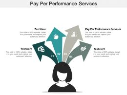 Pay Per Performance Services Ppt Powerpoint Presentation Show Introduction Cpb