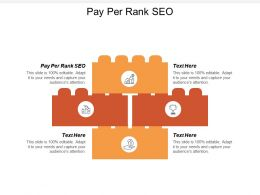 Pay Per Rank SEO Ppt Powerpoint Presentation Outline Templates Cpb