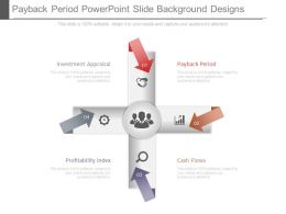 Payback Period Powerpoint Slide Background Designs
