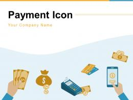 Payment Icon Circle Arrow Dollar Monitor Secure