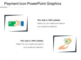 Payment Icon Powerpoint Graphics