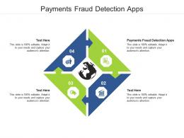 Payments Fraud Detection Apps Ppt Powerpoint Presentation Infographics Example File Cpb