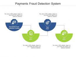 Payments Fraud Detection System Ppt Powerpoint Presentation Portfolio Maker Cpb