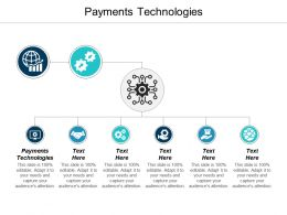 Payments Technologies Ppt Powerpoint Presentation Infographics Diagrams Cpb
