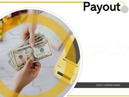 Payout Financial Business Currency Transfer Dividend Schedule Dollar