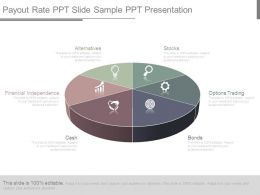 Payout Rate Ppt Slide Sample Ppt Presentation