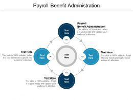 Payroll Benefit Administration Ppt Powerpoint Presentation Outline Portrait Cpb