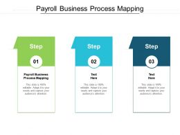 Payroll Business Process Mapping Ppt Powerpoint Presentation Styles Infographics Cpb