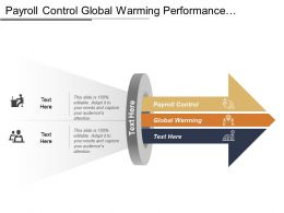 Payroll Control Global Warming Performance Appraisals Online Management Cpb