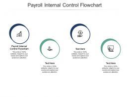 Payroll Internal Control Flowchart Ppt Powerpoint Presentation Slides Graphics Cpb