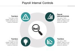 Payroll Internal Controls Ppt Powerpoint Presentation Model Grid Cpb