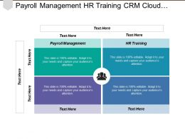 Payroll Management Hr Training Crm Cloud Build Loyalty Cpb