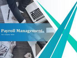 Payroll Management Powerpoint Presentation Slides