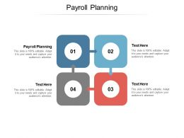 Payroll Planning Ppt Powerpoint Presentation Infographic Outline Cpb