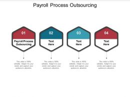 Payroll Process Outsourcing Ppt Powerpoint Presentation Infographic Template Guide Cpb